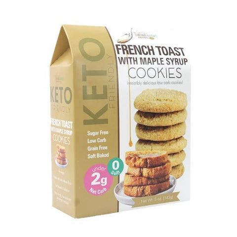 French Toast KETO Cookies
