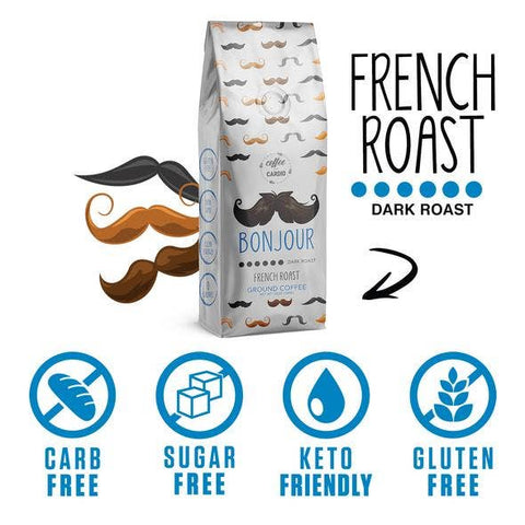 Bonjour- French Roast Coffee