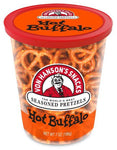 Hot Buffalo Pretzels