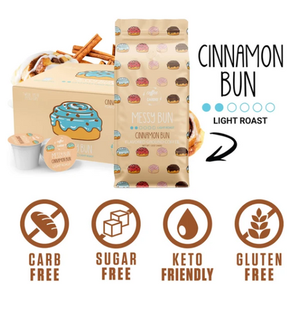 Smart Cinnamon Bun Coffee