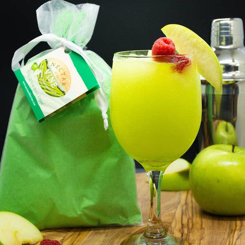 Wild Sour Apple Wine Slushy Mix