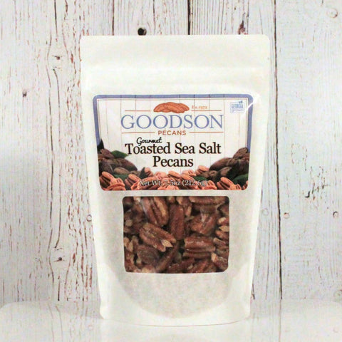 Toasted Sea Salt Pecans