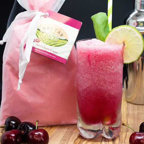 Wild Cherry Wine Slushy Mix