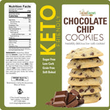 Chocolate Chip KETO Cookies