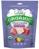 Organic Sour Chewy Candies