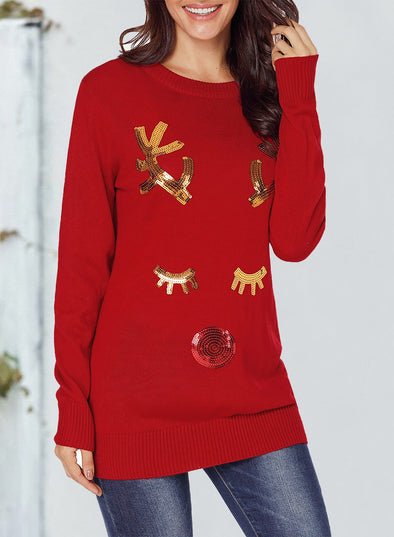 Knit Christmas Sweater