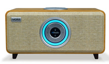 Load image into Gallery viewer, VR-80 AiRadio Duo AI Smart Radio, Pure Dynamic Sound, Sustainable Handcrafted Bamboo Cabinet (Natural Grill) - Free Shipping for the US