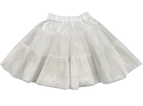 Netting Flowergirl Underskirt Petticoat by Amelia Brennan Weddings