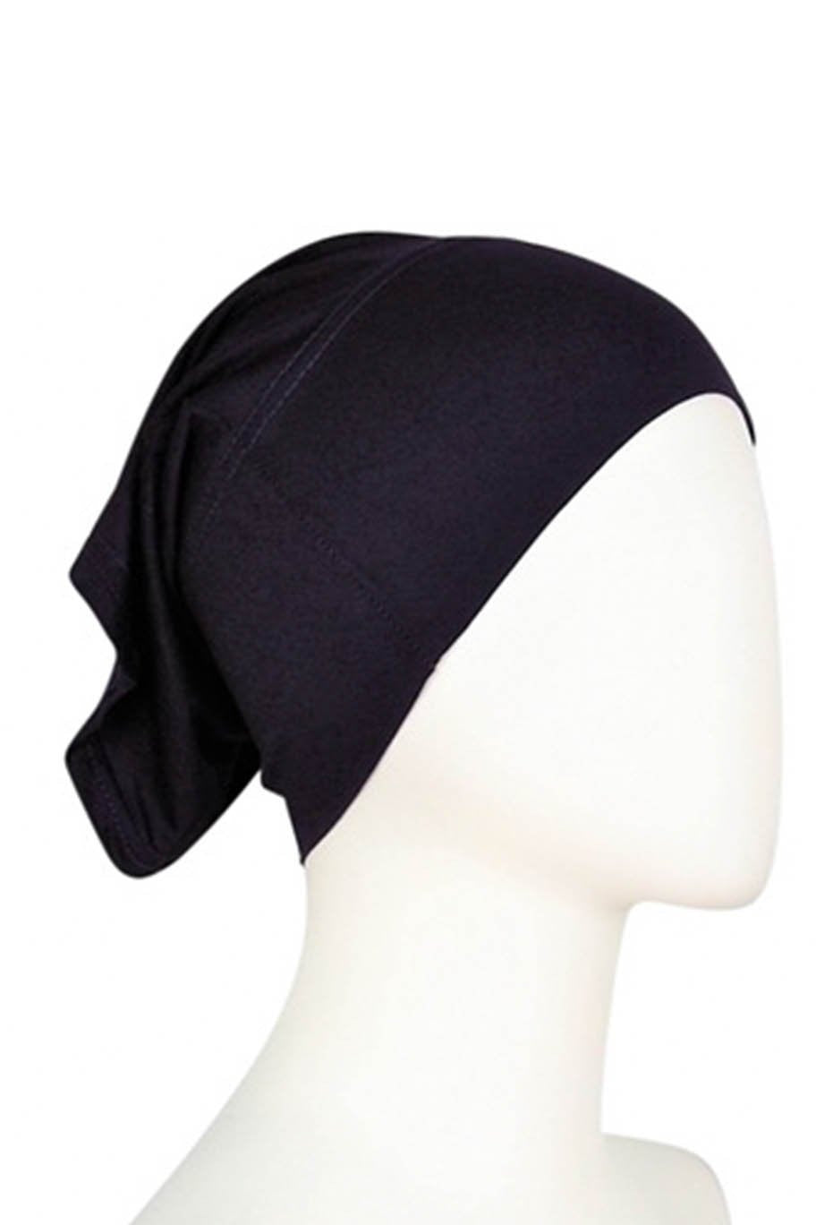 Basic Black Under-cap for Hijab - Under-Caps - The Modest Look