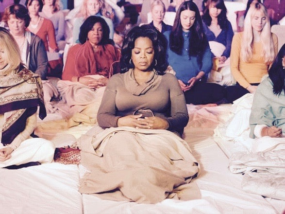 5 Mindful Celebrities Who Will Inspire You to Get Back Into Meditating