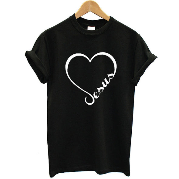 Jesus Heart T Shirt