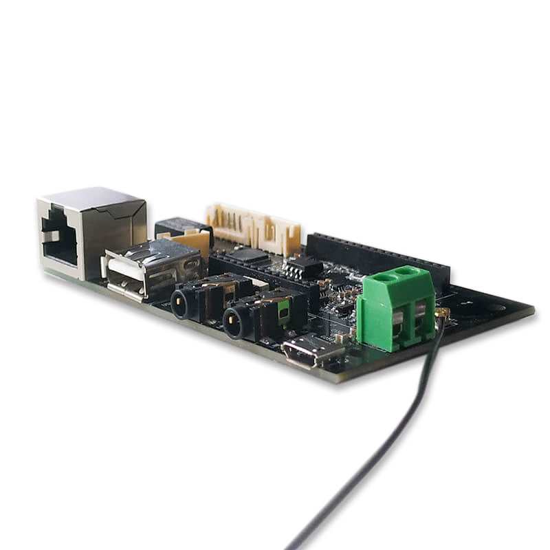 Up2Stream Pro - WiFi & Bluetooth HiFi Audio Receiver Board