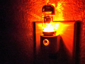 Tube nightlight