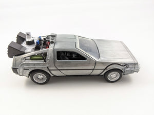 Delorean Time Machine light/sound activator