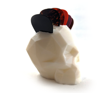 Load image into Gallery viewer, 3D Skull pick holder
