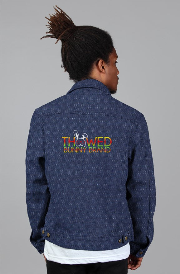 Thowed Bunny Brand denim jacket