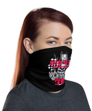 Load image into Gallery viewer, BTM #39 (Custom-Solid Background) Neck Gaiter/ Mask