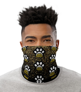 Customized Broken Arrow Tigers (James Parrish) Neck Gaiter