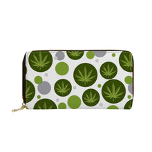 Load image into Gallery viewer, Modern Day Hippie Zipper Purse Clutch Bag