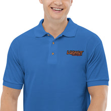 Load image into Gallery viewer, Lugnut Productions Embroidered Polo Shirt