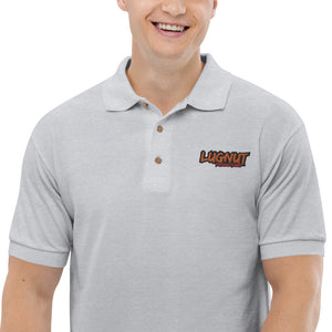 Lugnut Productions Embroidered Polo Shirt