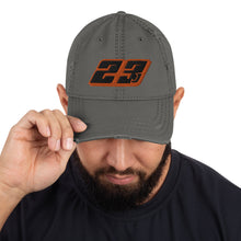 Load image into Gallery viewer, 2021 Parrish 23j Distressed Dad Hat