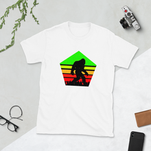 Load image into Gallery viewer, Geo Bigfoot Short-Sleeve Unisex T-Shirt