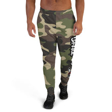 Load image into Gallery viewer, Thowed Bunny Brand (Camo Green) Men's Joggers