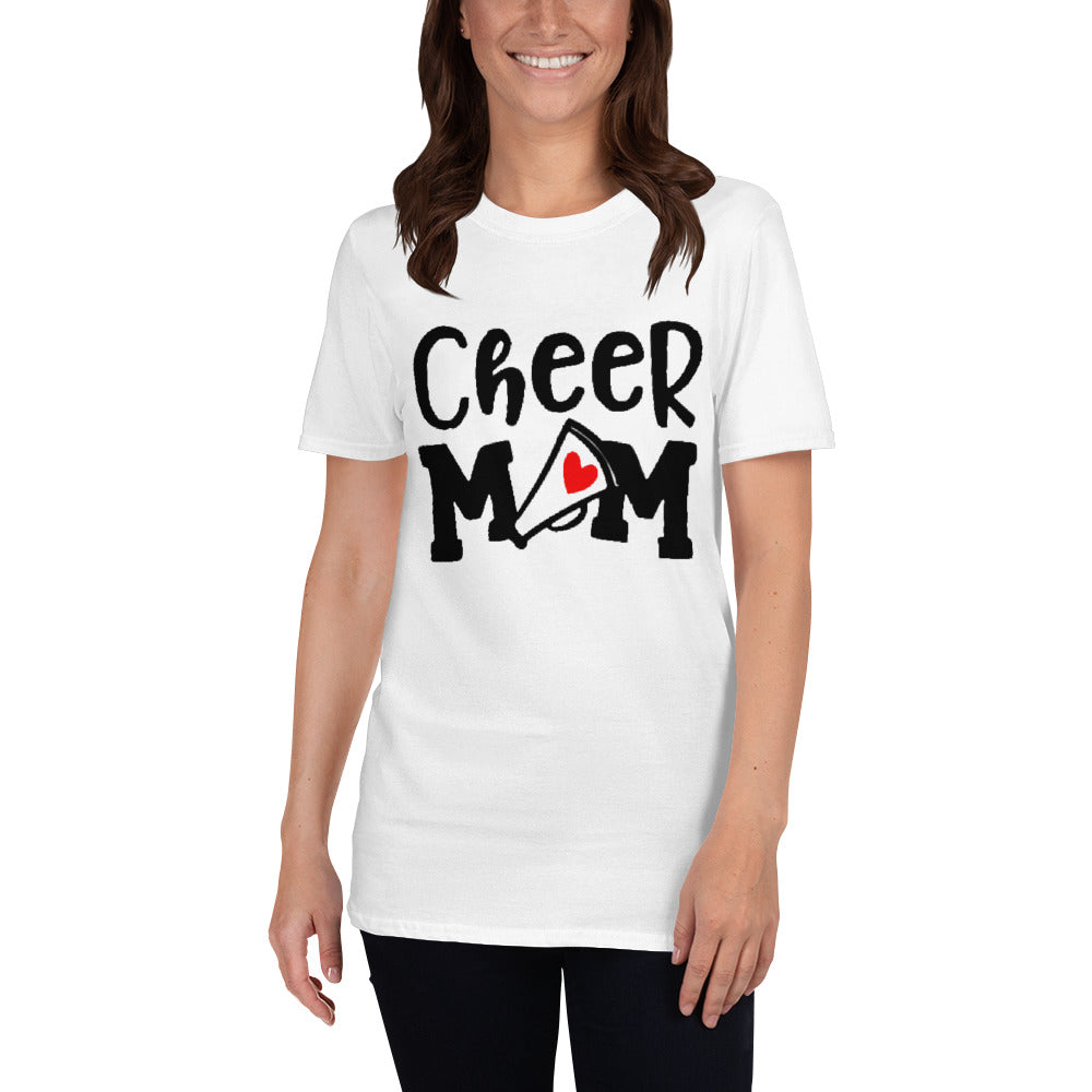 Cheer Mom (Taylor) Short-Sleeve Unisex T-Shirt