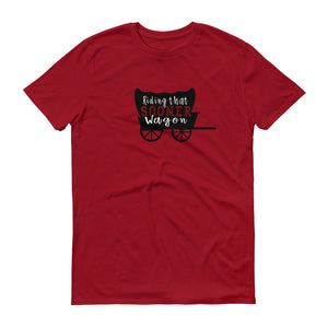 Sooner Wagon Short-Sleeve T-Shirt