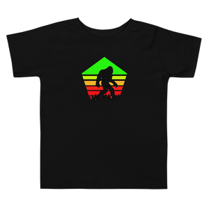 *Toddler* Geo Bigfoot Short Sleeve Tee