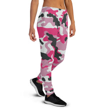 Load image into Gallery viewer, Thowed Bunny Brand (Camo Pink) Women's Joggers
