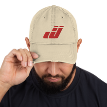 Load image into Gallery viewer, JJ 23J Parrish Kart Distressed Dad Hat