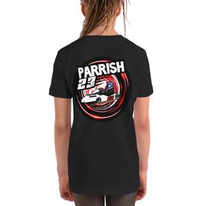 *Youth* Parrish Race Gear 2020 Short Sleeve T-Shirt