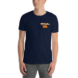 BTM Nation (front and back) Short-Sleeve Unisex T-Shirt