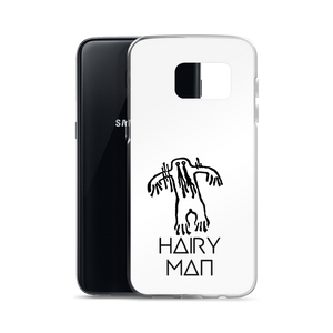 Hairy Man Bigfoot Samsung Case