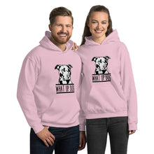 Load image into Gallery viewer, What Up Dog Pit Bull Unisex Hoodie