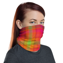 Load image into Gallery viewer, Plaid (2) Neck Gaiter/ Mask