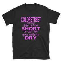 Load image into Gallery viewer, Colorstreet Short-Sleeve Unisex T-Shirt
