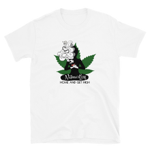 Load image into Gallery viewer, Namast'ay High Cannabis Short-Sleeve Unisex T-Shirt