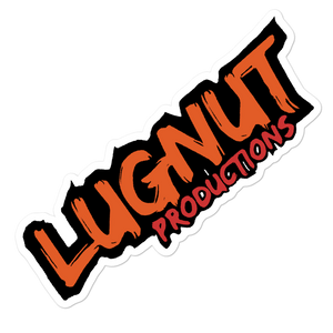Lugnut Productions Bubble-free stickers