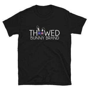 Thowed Bunny Brand (America Sunglasses) Short-Sleeve Unisex T-Shirt