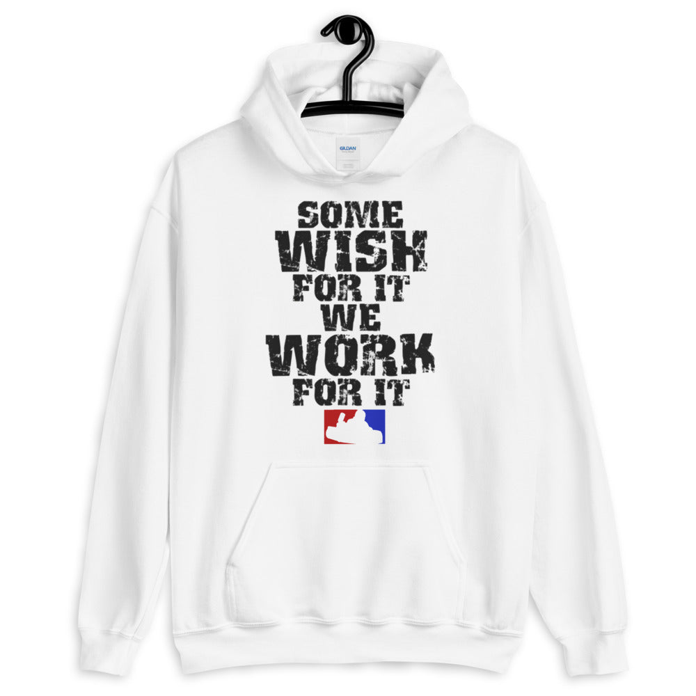 Work for it kart Unisex Hoodie