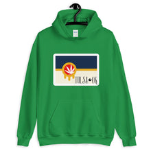 Load image into Gallery viewer, Tulsa Weed Flag Unisex Hoodie