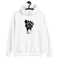 Load image into Gallery viewer, Stay Wild Bigfoot Unisex Hoodie