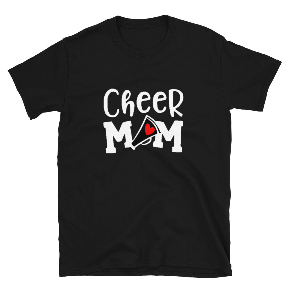 Cheer Mom (plain) Short-Sleeve Unisex T-Shirt