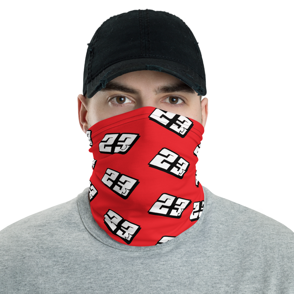 23J Parrish Ok Kart Neck Gaiter/ Mask