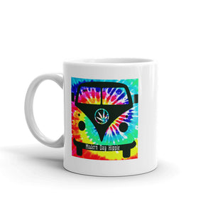 VW Bus Modern Day Hippie Mug