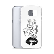 Load image into Gallery viewer, Smokin Weed Lips Samsung Case