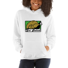 Load image into Gallery viewer, Get Baked Hooded Sweatshirt